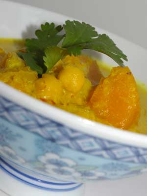 Vegan-lemongrass-curry