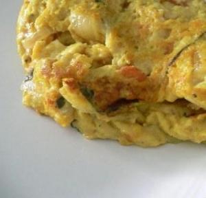 Eggless-scramble