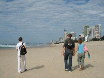 Beach-walks