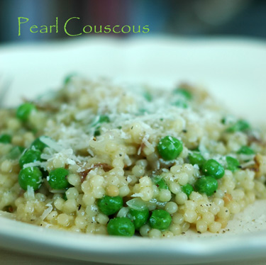 how to cook pearl couscous