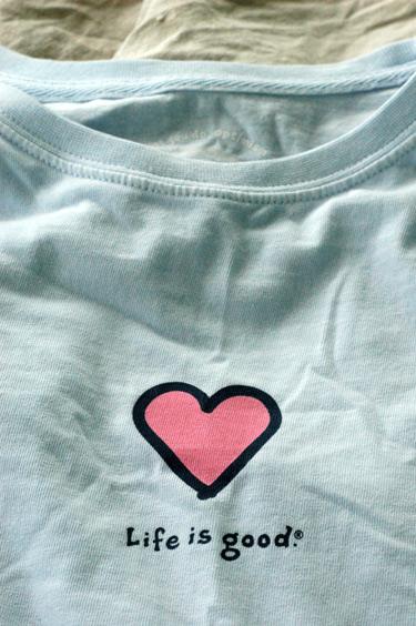Hearttshirt