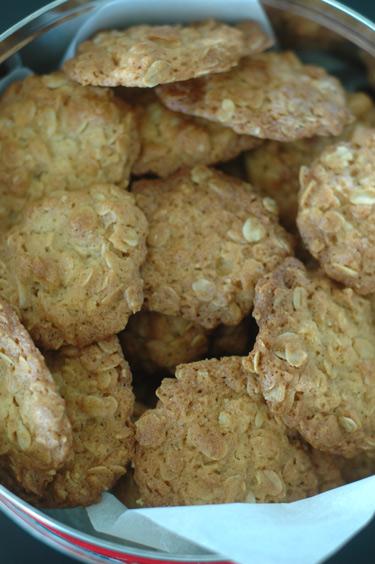 Oat-cookies