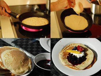 Hotcake-collage