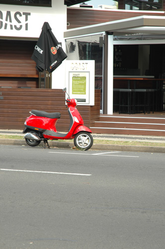 Coast-bike