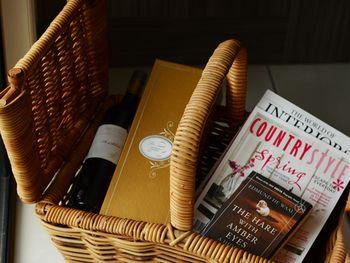 Basket-books