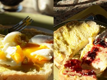 Bread-egg-jam