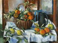 Basket of oranges original