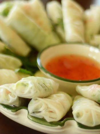 Vietnamese-rolls